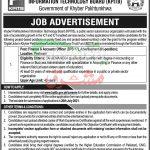 KPITB Jobs