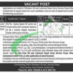 POL Depot ASC Kharian Jobs
