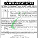 Postal Life Insurance Pakistan Jobs 2021