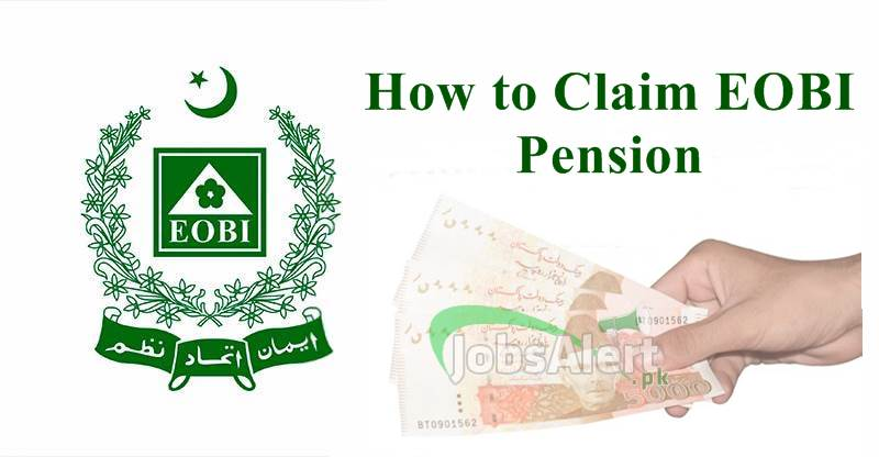 How to Claim EOBI Pension Step by Step in Pakistan