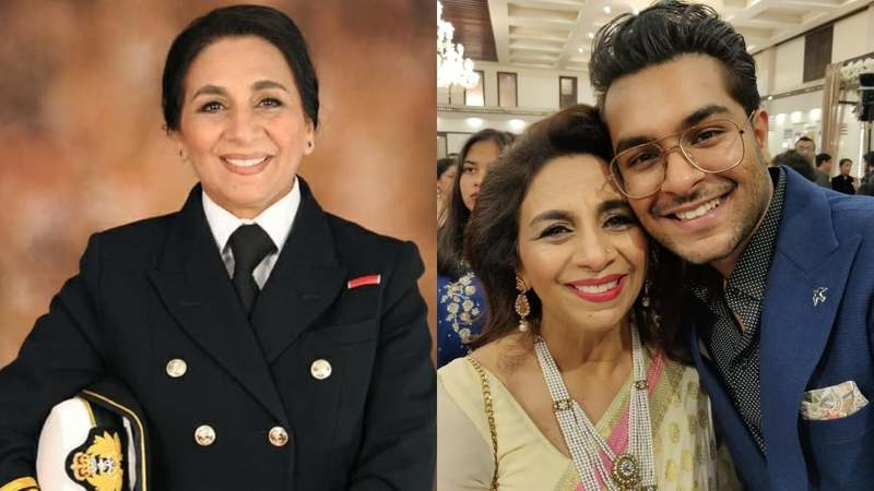 The First Muslim and Pakistani Captain in the Royal Navy is Durdana Ansari