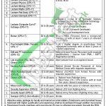 Karnal Sher Khan Cadet College Jobs