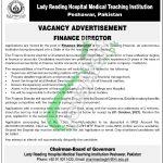 Lady Reading Hospital Peshawar Jobs